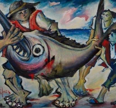 La pesca del pescespada